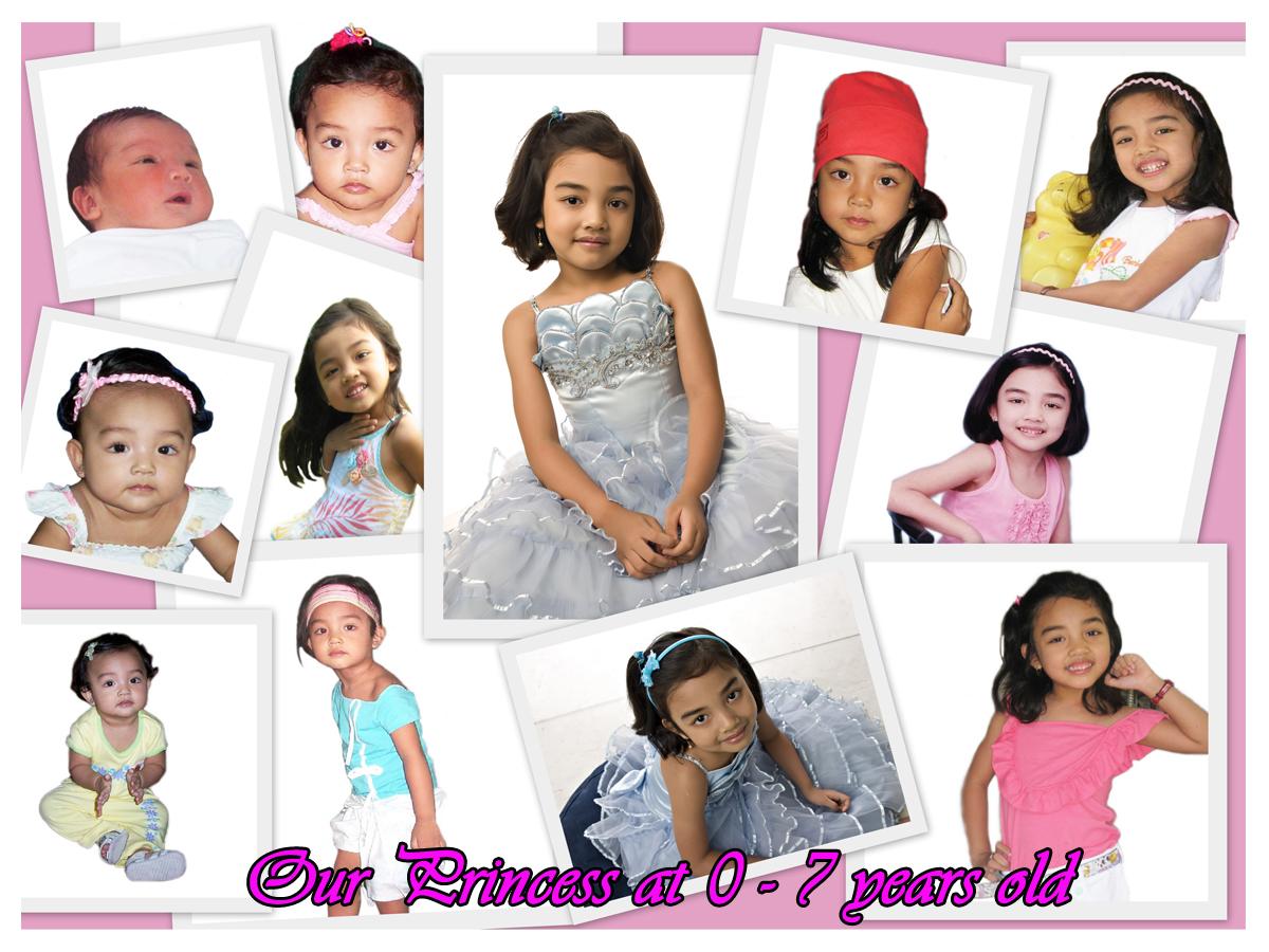 Princess 7th Creative Design Birthday Banner Designs Layout & Prints